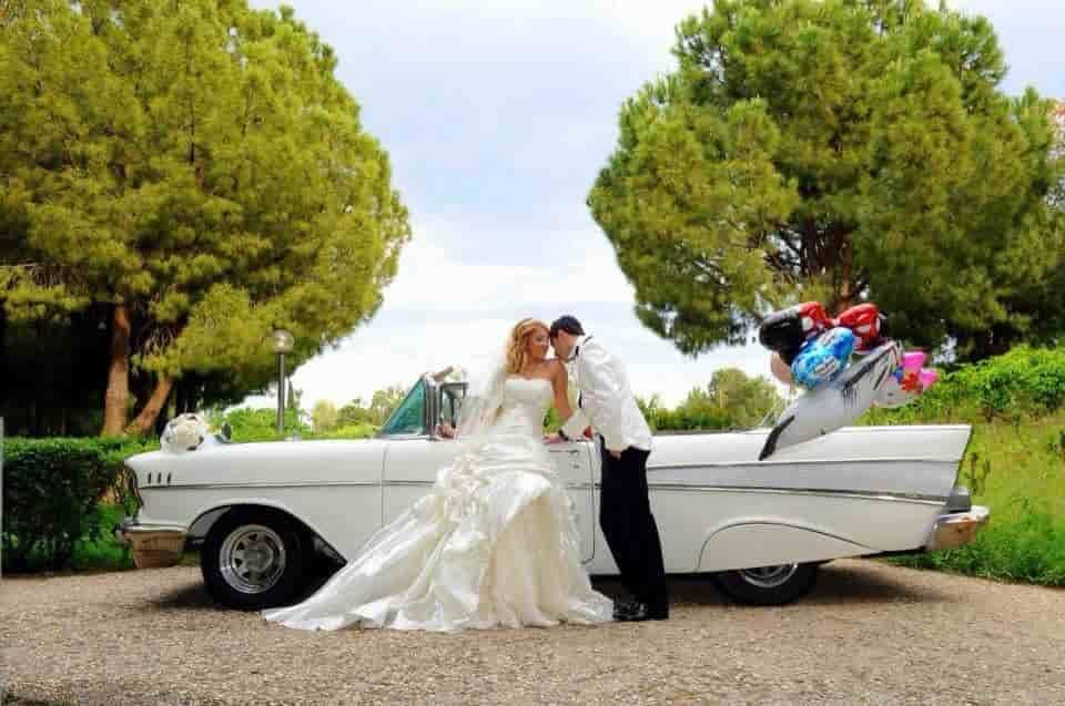 Kiralık Gelin Arabası Antalya