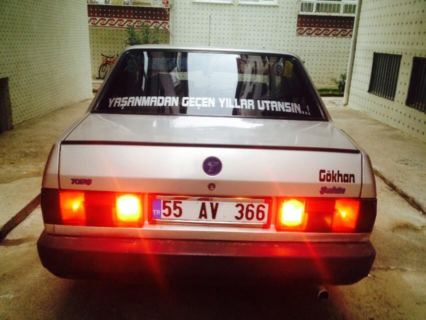 Araba Arkası Yazıları Sözleri Davul Zurna